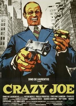 Crazy Joe (film) Crazy Joe film Wikipedia