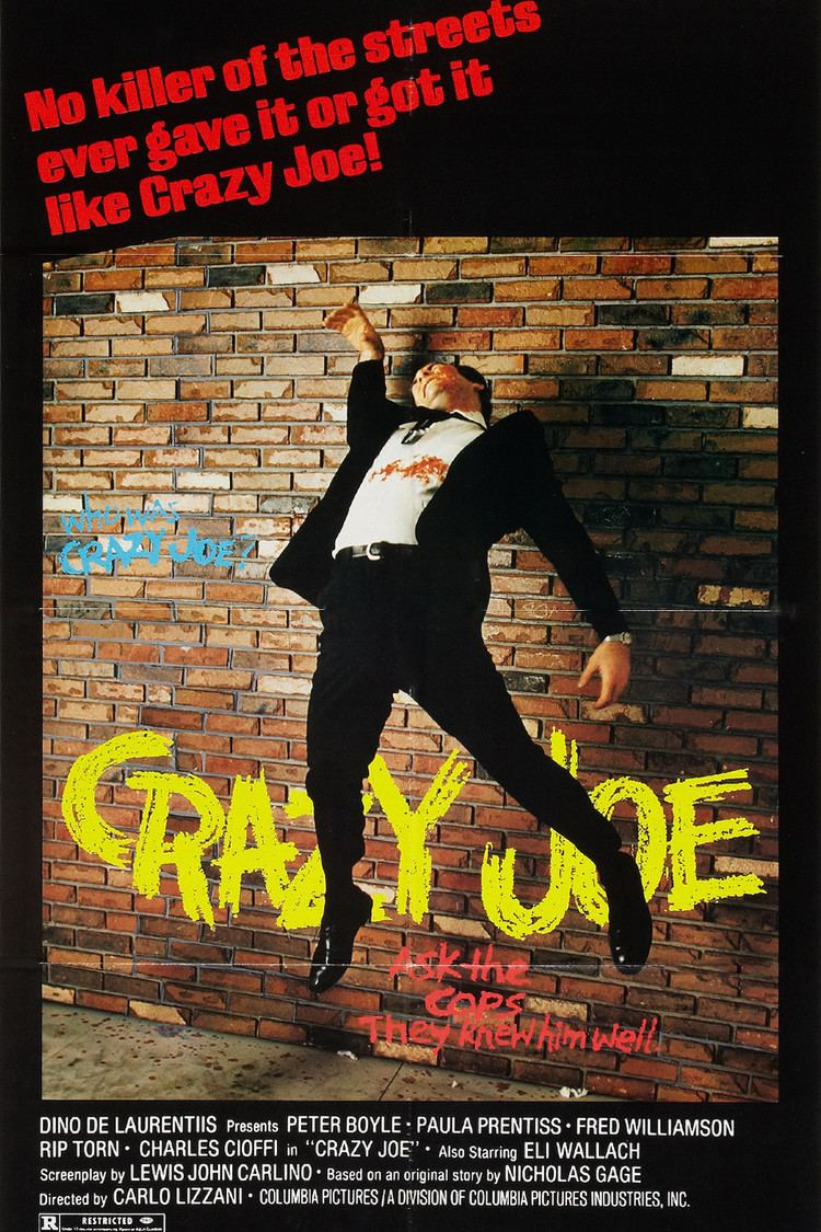 Crazy Joe (film) wwwgstaticcomtvthumbmovieposters1375p1375p