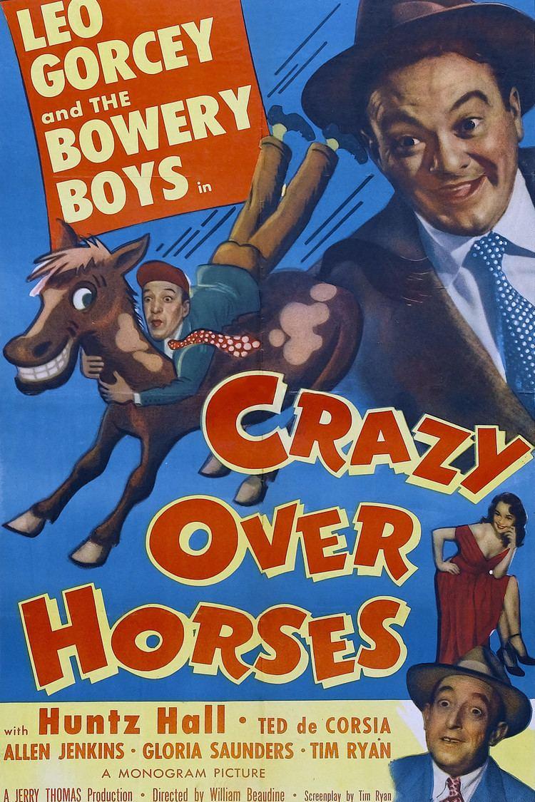 Crazy Over Horses wwwgstaticcomtvthumbmovieposters36953p36953