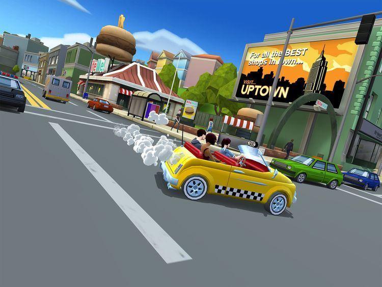 Crazy Taxi (series) mediaidownloadblogcomwpcontentuploads201403