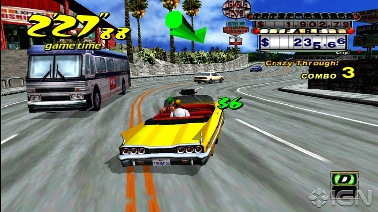 Crazy Taxi (series) Crazy Taxi 3 Full Version Free Game