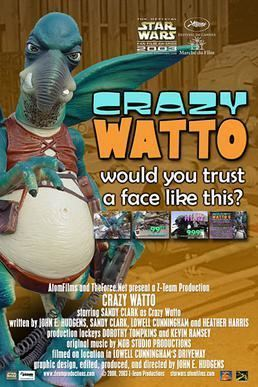Crazy Watto movie poster