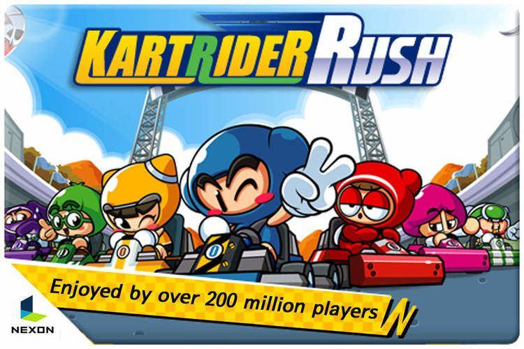 Crazyracing Kartrider Nexon Races onto iOS in KartRider Rush 148Apps