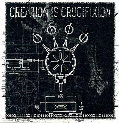 Creation Is Crucifixion Creation is Crucifixion blue skies above us