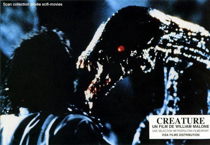 Creature (1985 film) Still 6 from Creature William Malone 1985 SciFiMovies