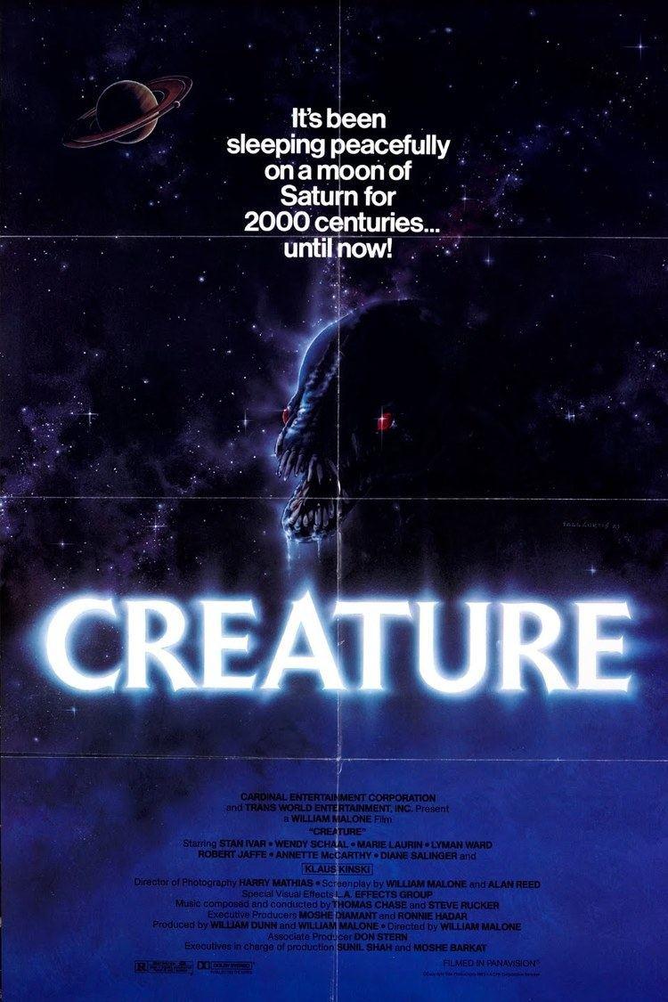 Creature (1985 film) wwwgstaticcomtvthumbmovieposters46492p46492