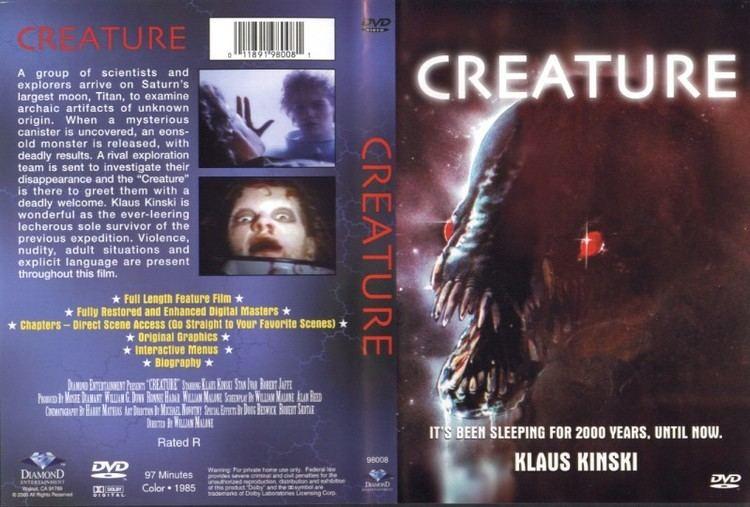 Creature (1985 film) Creature 1985