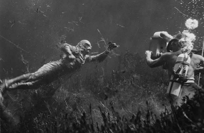 Creature from the Black Lagoon Location Matters Gillmans favorite haunts in Creature From the