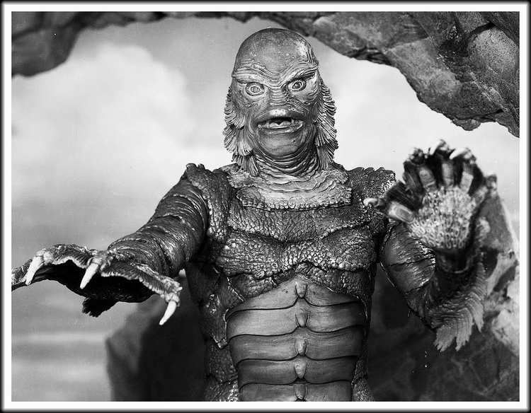 Creature from the Black Lagoon Creature From The Black Lagoon Movie Classics