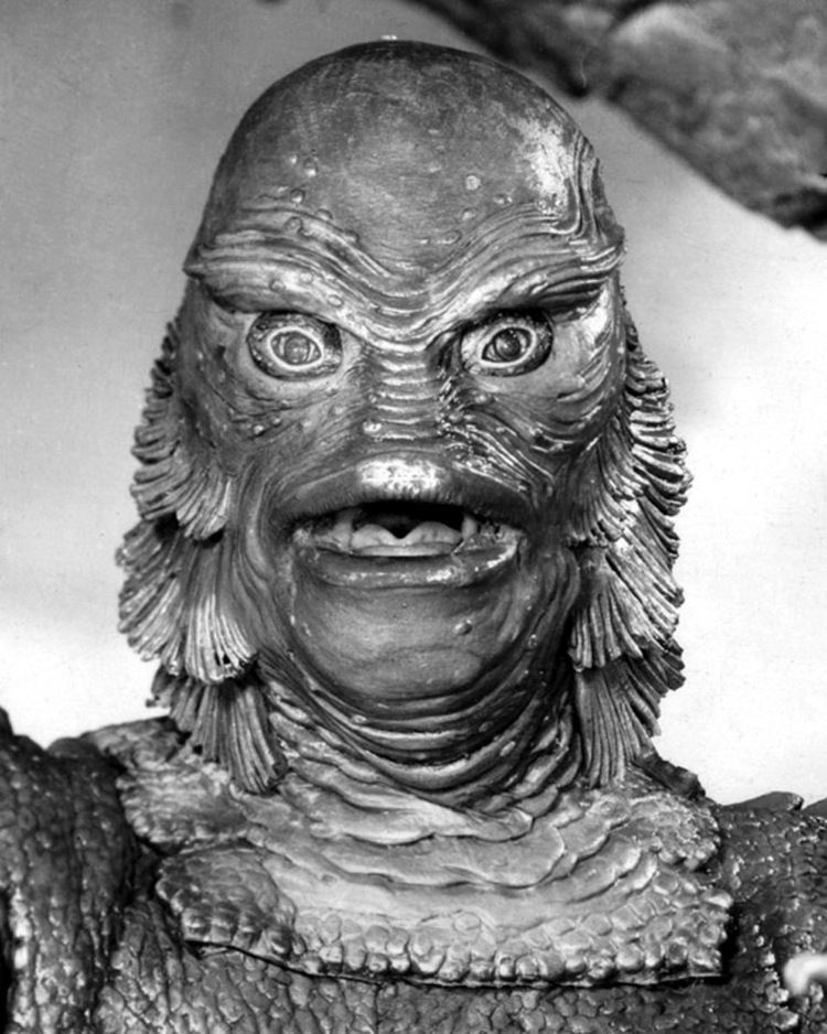 Creature from the Black Lagoon Parkins Pit of Perversion CREATURE FROM THE BLACK LAGOON Rises