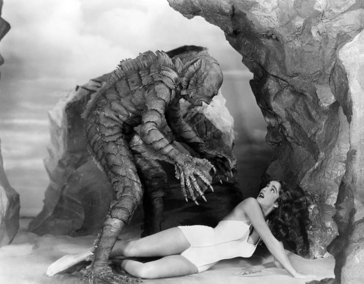 Creature from the Black Lagoon Daily Grindhouse 31 FLAVORS OF HORROR CREATURE FROM THE BLACK