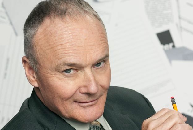 Creed Bratton Creed Bratton on 39The Office39 Finale All Tied Up 39With a