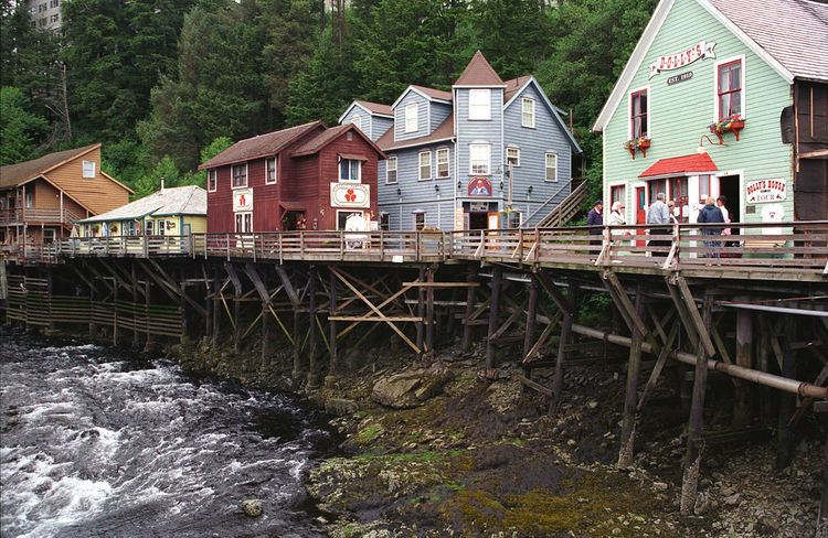 Creek Street (Ketchikan, Alaska)