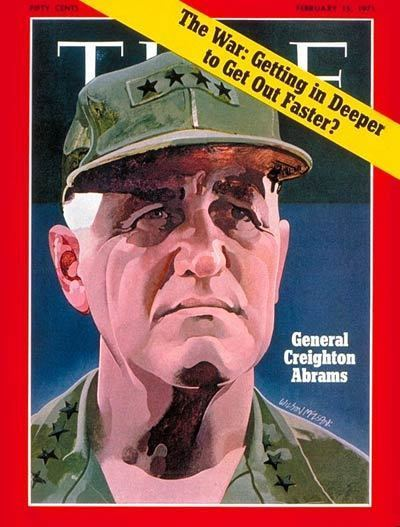 Creighton Abrams Creighton Williams Abrams Jr General United States Army