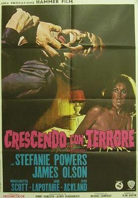 Crescendo (film) Moon In The Gutter Stefanie Powers in Hammers Crescendo 1970