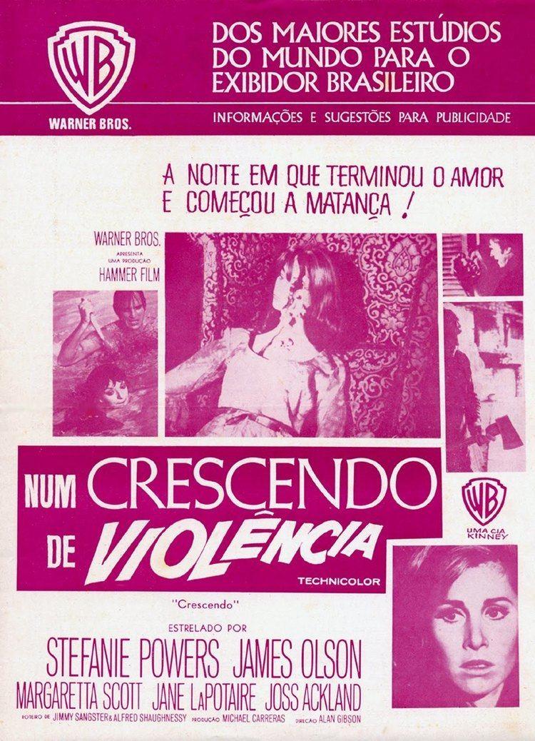 Crescendo (film) Crescendo 1969 HORRORPEDIA