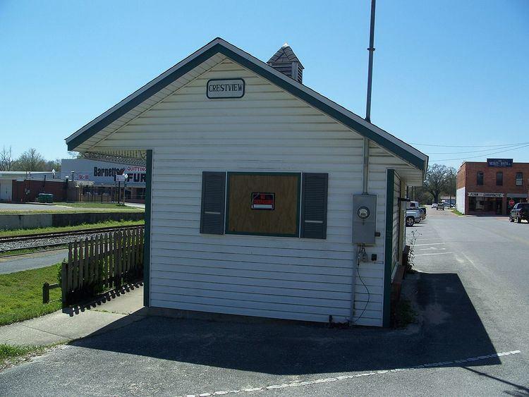 Crestview station