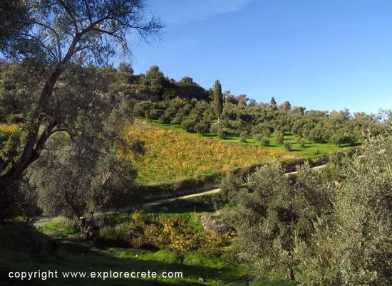Crete Beautiful Landscapes of Crete