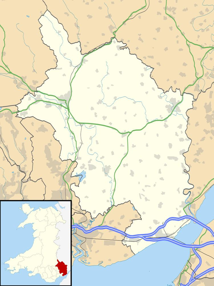 Crick, Monmouthshire