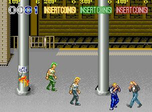 Crime Fighters Crime Fighters Videogame by Konami