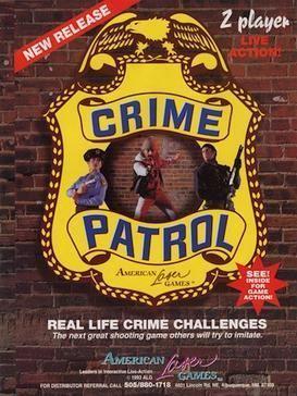 Crime Patrol (video game) - Alchetron, the free social encyclopedia