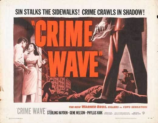 Crime Wave (1954 film) Daily Grindhouse TONIGHT ON TCM CRIME WAVE 1954 Daily