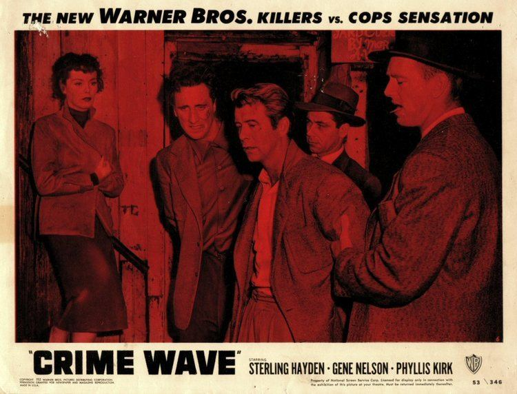 Crime Wave (1954 film) crime wave The Timothy Carey Experience