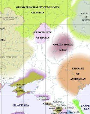 Crimean Khanate The Tatar Khanate of Crimea All Empires
