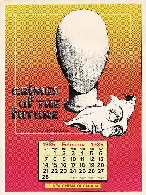 Crimes of the Future Dead Channels Crimes of the Future