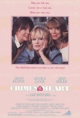 Crimes of the Heart (film) Crimes of the Heart film Wikipedia