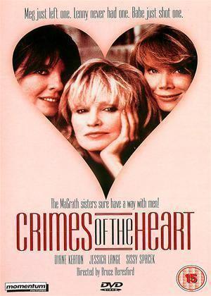 Crimes of the Heart (film) Rent Crimes of the Heart 1986 film CinemaParadisocouk