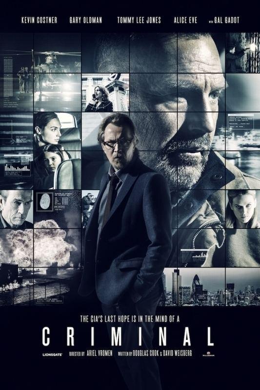 Criminal (2016 film) Criminal 2016