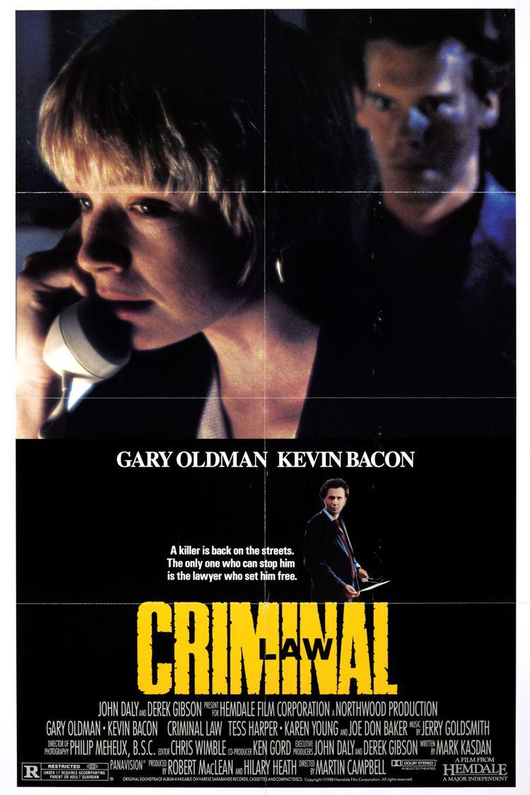 Criminal Law (film) wwwgstaticcomtvthumbmovieposters11136p11136