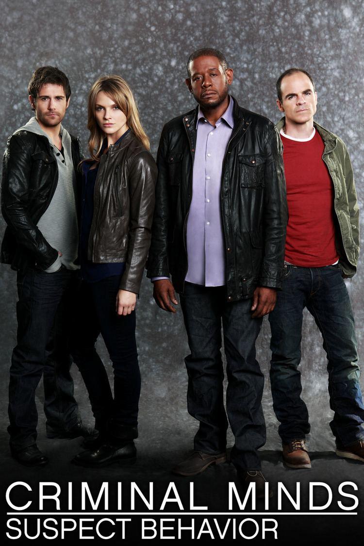 Criminal Minds: Suspect Behavior - Alchetron, the free