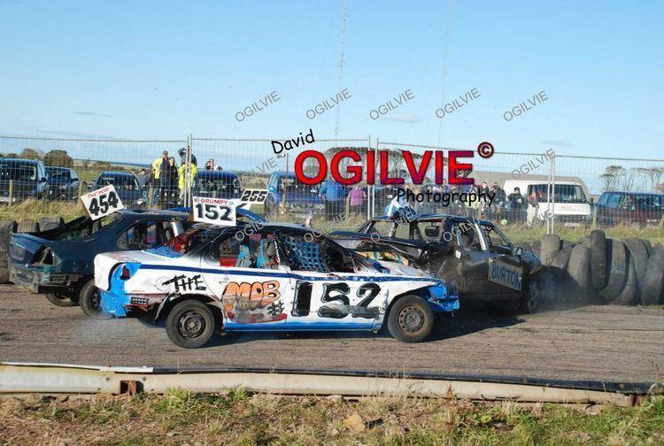 Crimond Raceway ScottishStockcarsnet Racewall Cowdenbeath GMP Lochgelly
