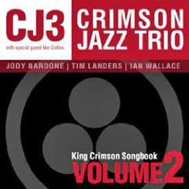 Crimson Jazz Trio crimson jazz trio cj3