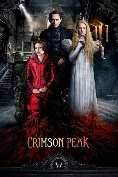 Crimson Peak Crimson Peak Movie Review Film Summary 2015 Roger Ebert