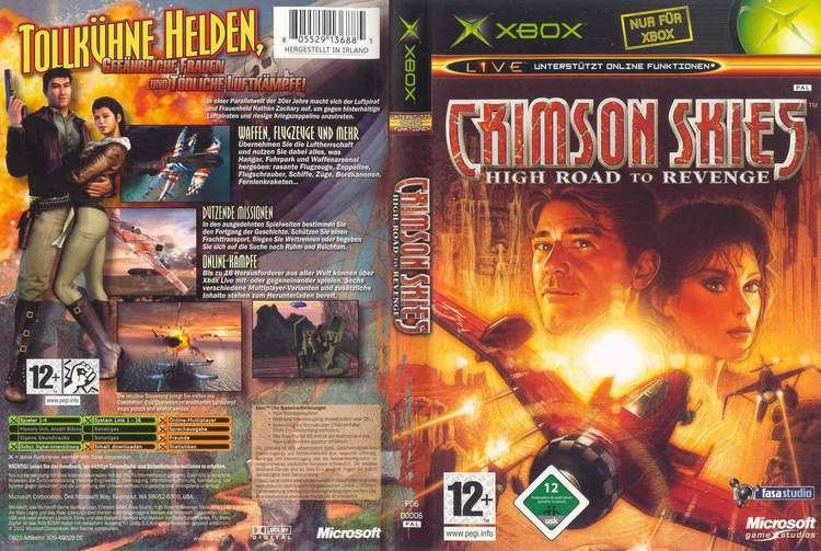 PC TÉLÉCHARGER CRIMSON SKIES