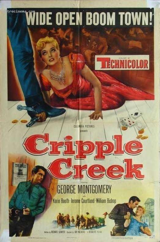 Cripple Creek (film) Lauras Miscellaneous Musings Tonights Movie Cripple Creek 1952
