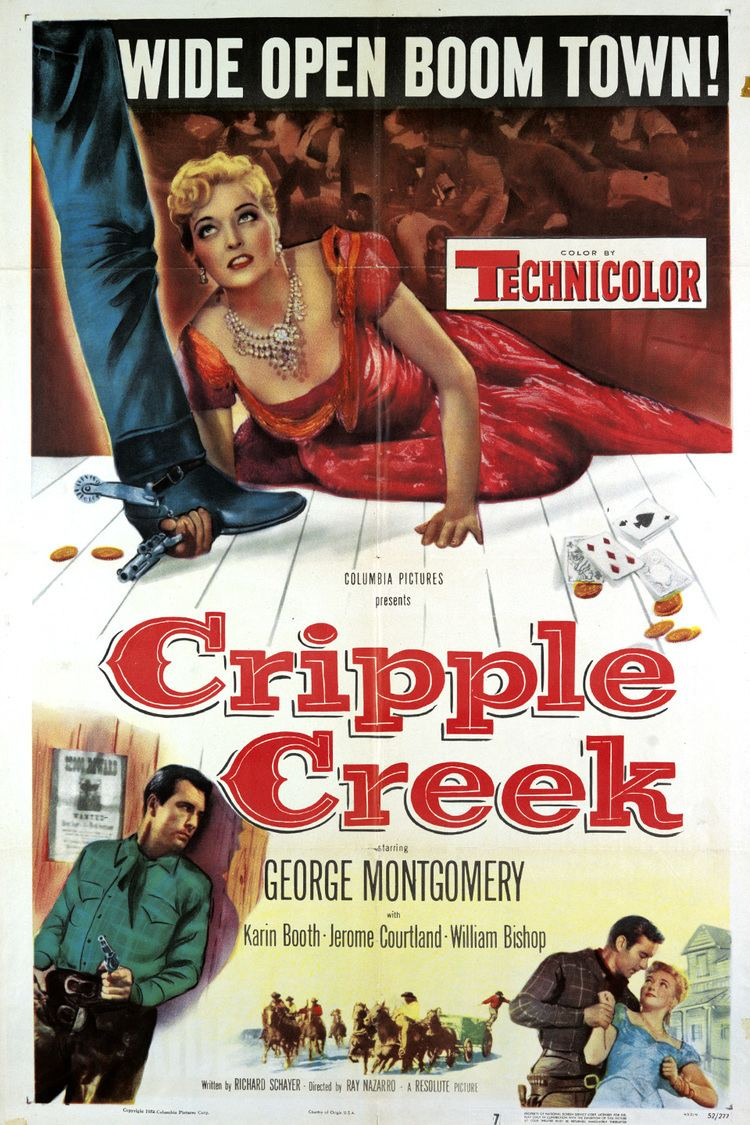 Cripple Creek (film) wwwgstaticcomtvthumbmovieposters6811p6811p