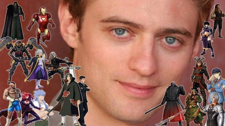 Crispin Freeman The Many Voices of quotCrispin Freemanquot In Video Games YouTube