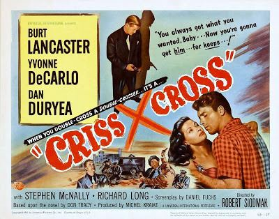 Criss Cross (film) Criss Cross 1949 Film Noir of the Week
