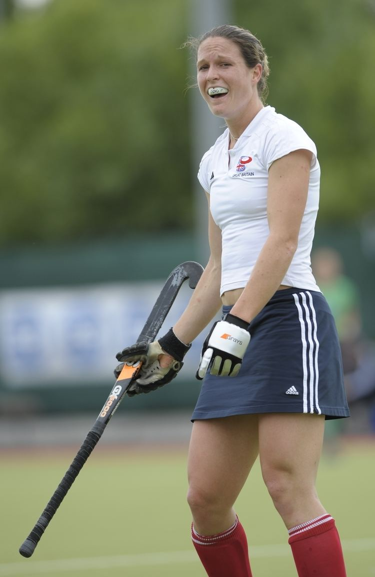 Crista Cullen Crista Cullen one of Lincolnshire39s GB Hockey Players at