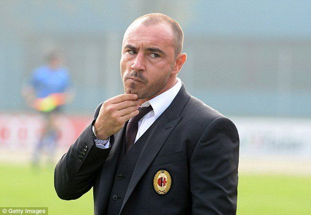 Cristian Brocchi From Alberto Zaccheroni to Cristian Brocchi AC Milans last 10