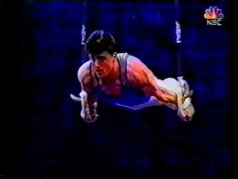 Cristian Leric Cristian LERIC ROM rings 1997 International Team Competition