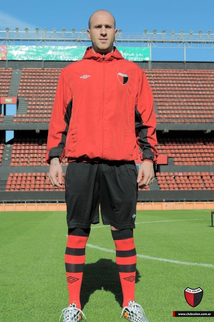 Cristian Llama C A COLN Ftbol Sitio Web Oficial