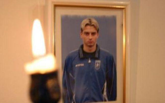 Cristian Neamțu Fotbaliti decedai pe terenul de fotbal Portarul Universitii