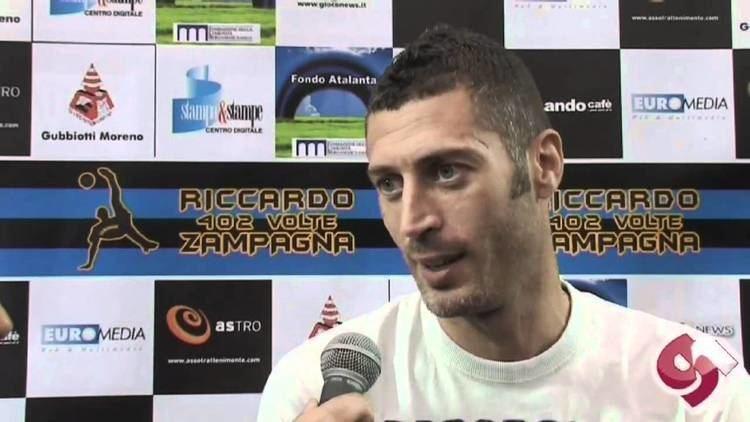 Cristian Silvestri Christian Silvestri e l39addio al calcio di Riccardo