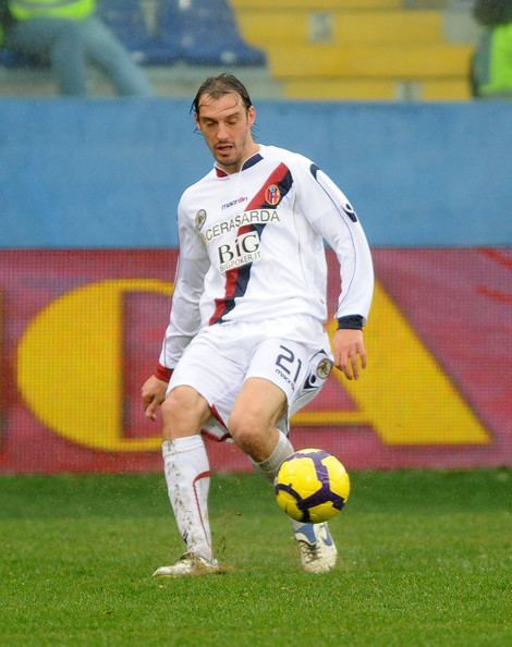 Cristian Zenoni Cristian Zenoni Photos Genoa CFC v Bologna FC Serie A