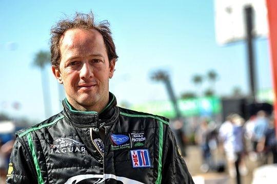 Cristiano da Matta Openwheelers shift to sports cars at 39The Beach